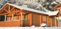 Accommodation in Loch Ness Log Cabins